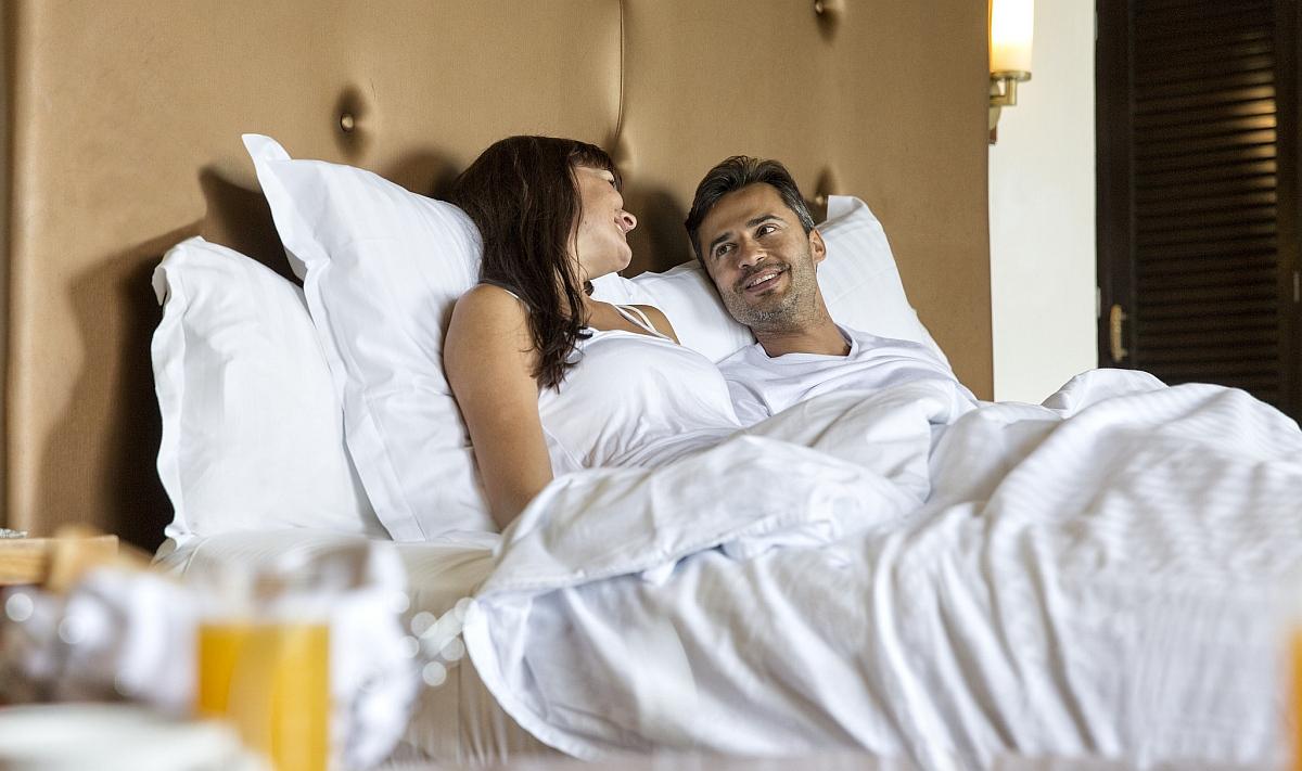 двойка в легло