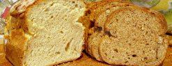 бял и пълнозърнест хляб