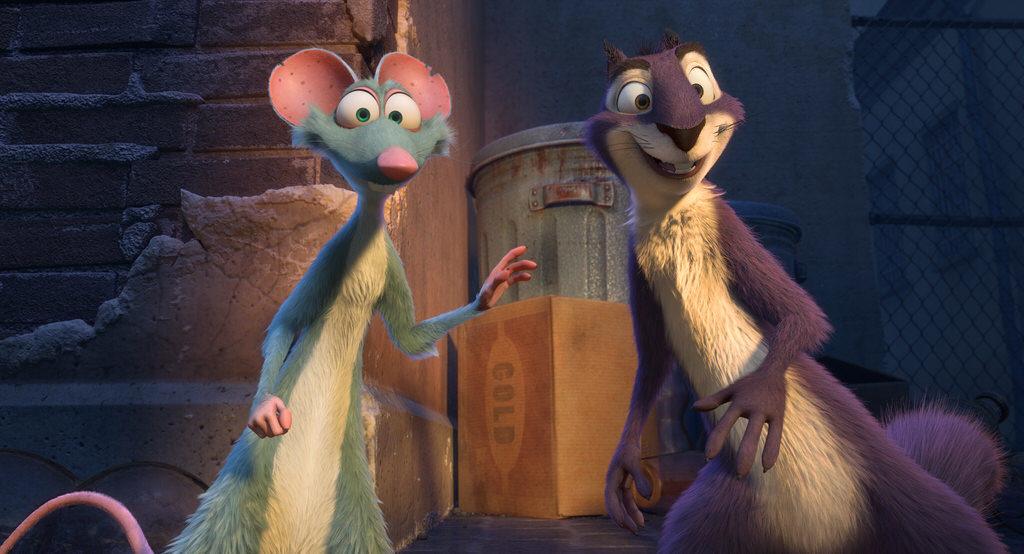 Крадци на ядки 2