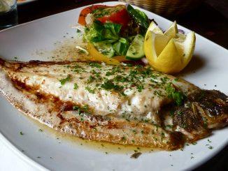 ястие риба