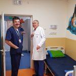Хирурзи от Пирогов и ВМА спасиха бебе с тумор в корема