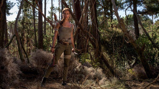 Lara Croft 2018