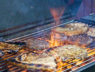 месо на грил