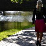 Две разходки седмично за здраво женско сърце