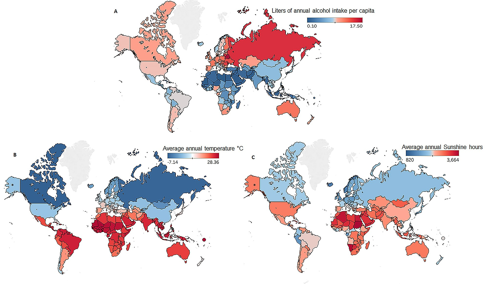 климат и алкохол
