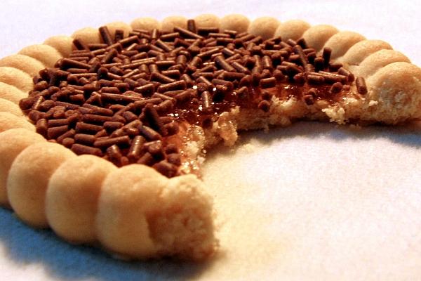 шоколадова бисквита