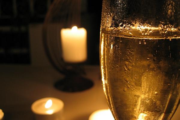 шампанско
