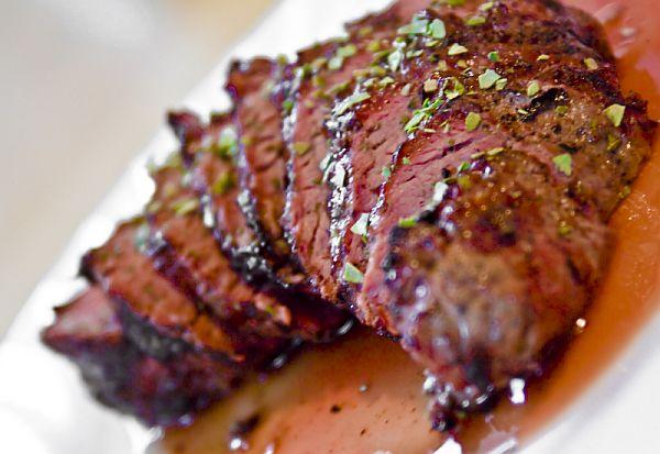 говежда месо
