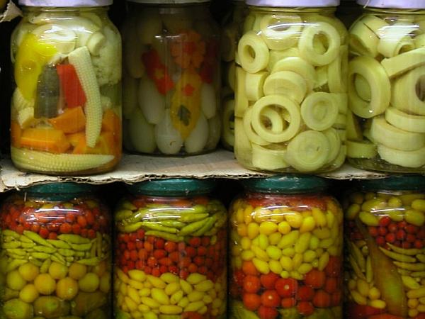 мариновани храни