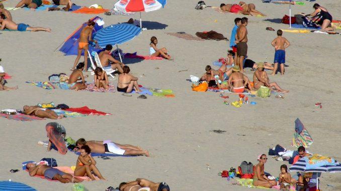 плаж и хора