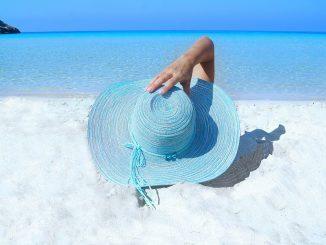 пясък на плажа