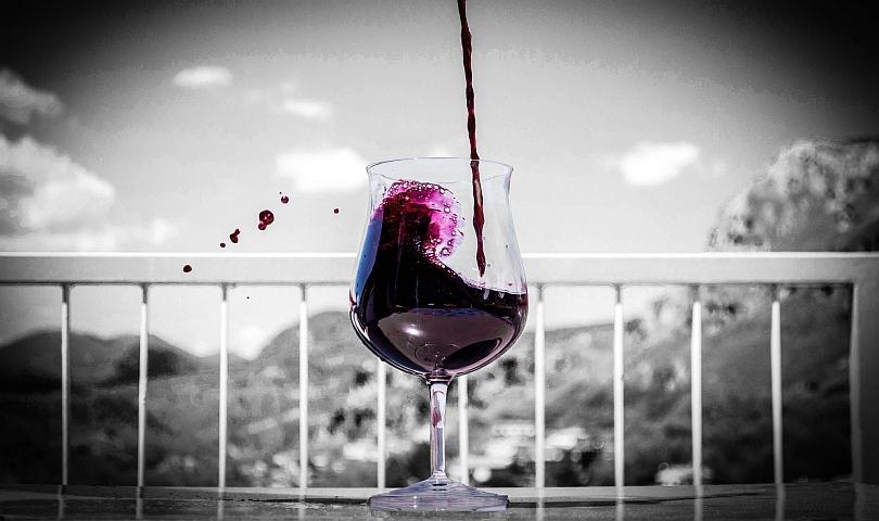 червено вино