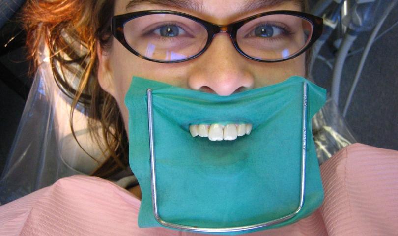 при зъболекар