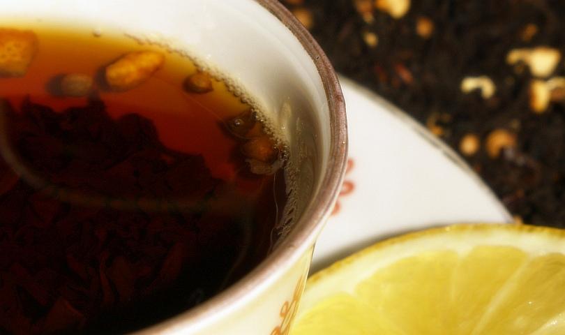 черен чай