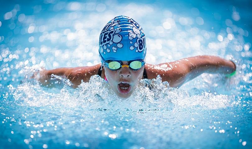 плуване бътерфлай