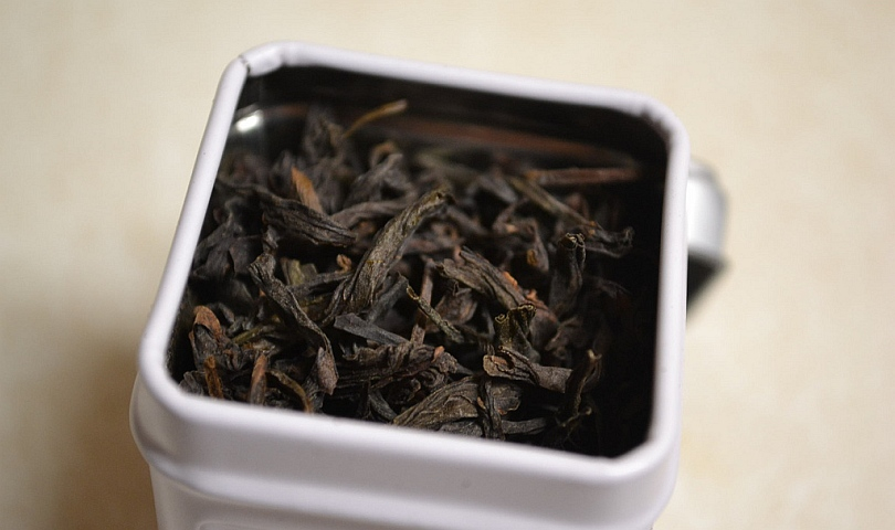 чай Da Hong Pao