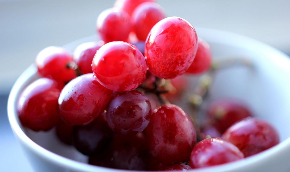 червено грозде