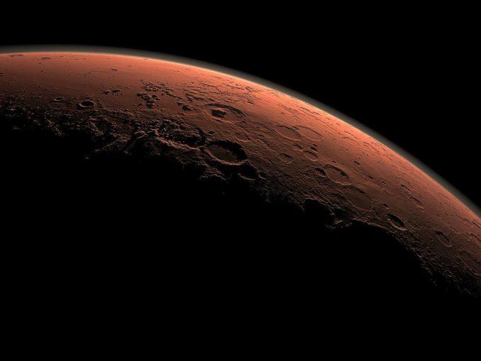 планетата Марс