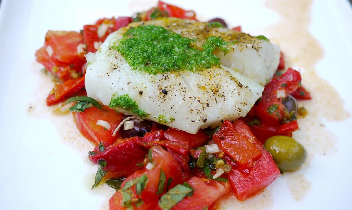 средиземноморска риба