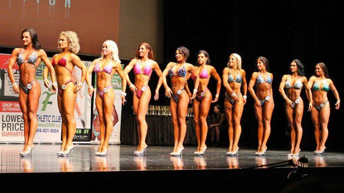 жени с мускули