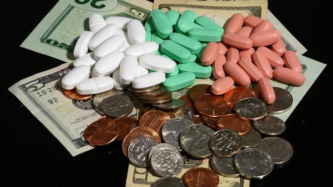 лекарства и пари