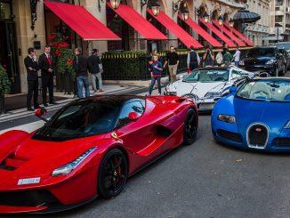три супер коли