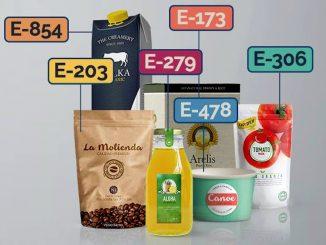 E - food scanner