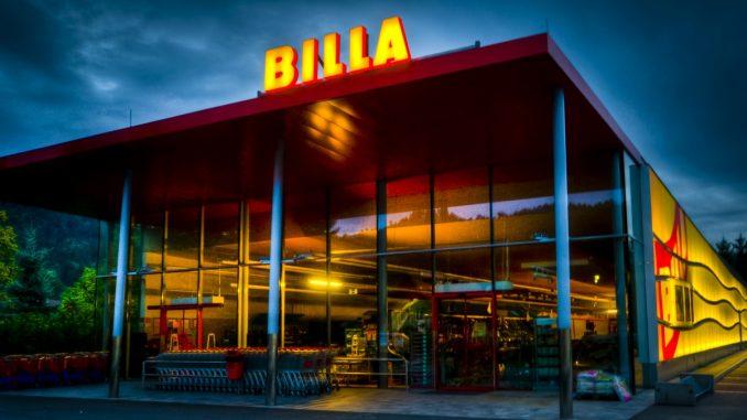 хипермаркет Била