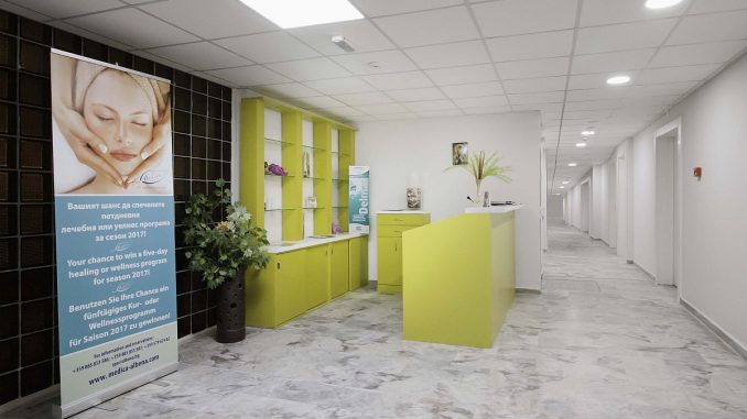 болница в Албена