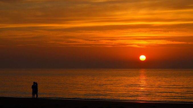 морски изгрев