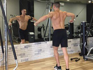 Станимир Михов спорт