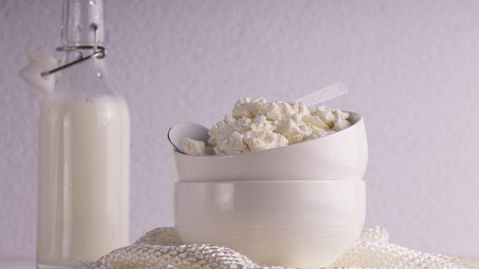 сирене и мляко