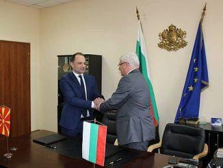 здравни министри България и Македония
