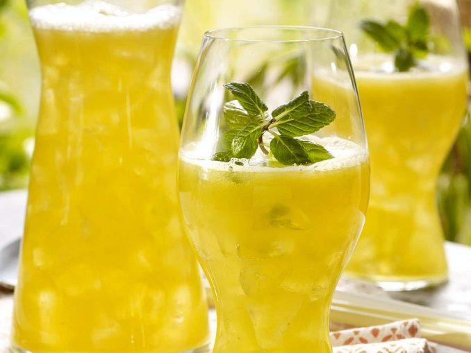 лимонада с манго