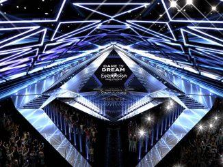 Евровизия 2019 сцена