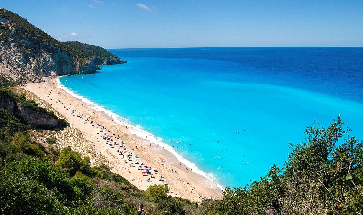 плаж Милос