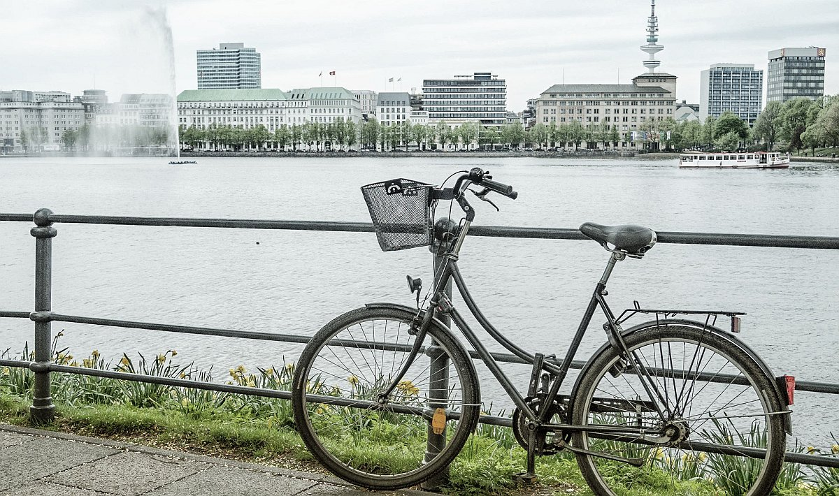 колела в Хамбург