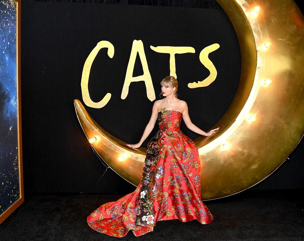 Котките гала премиера