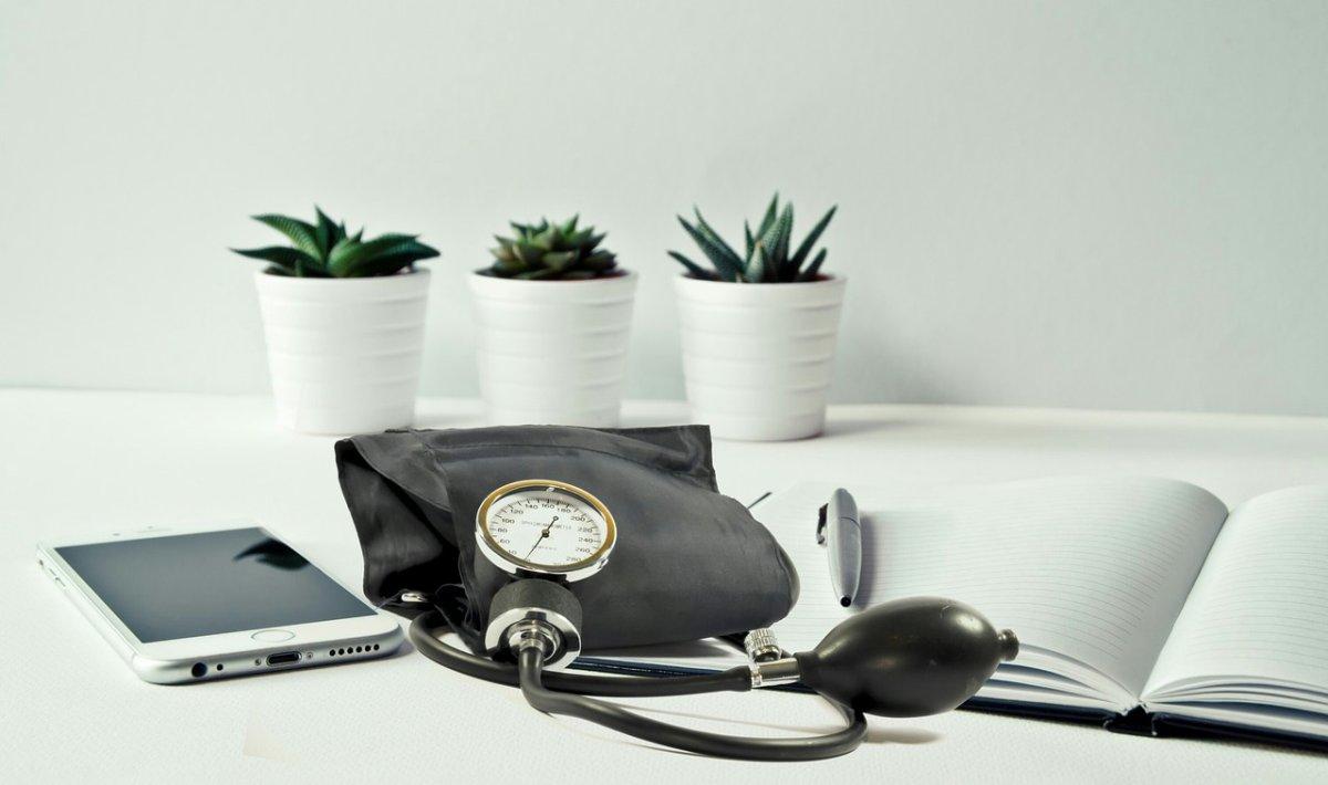 апарат за измерване на кръвното налягане