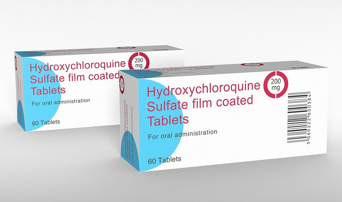 хидроксихлорохин