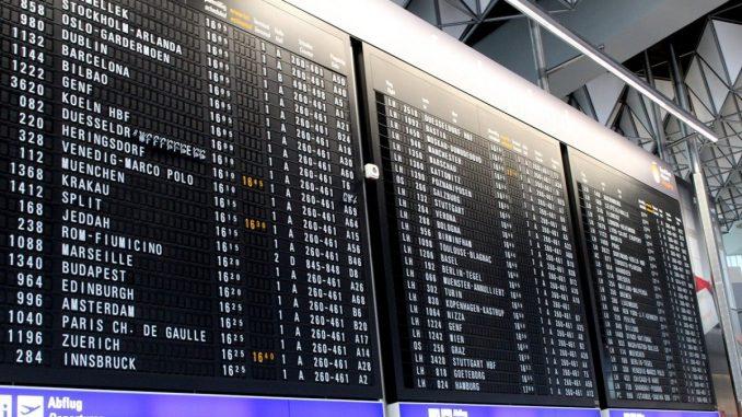 терминал на летище