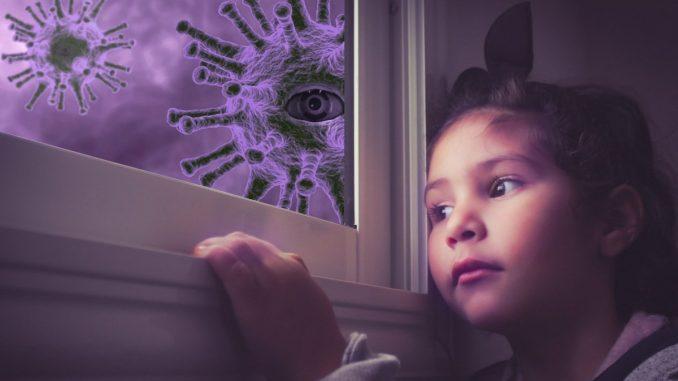 дете с коронавирус
