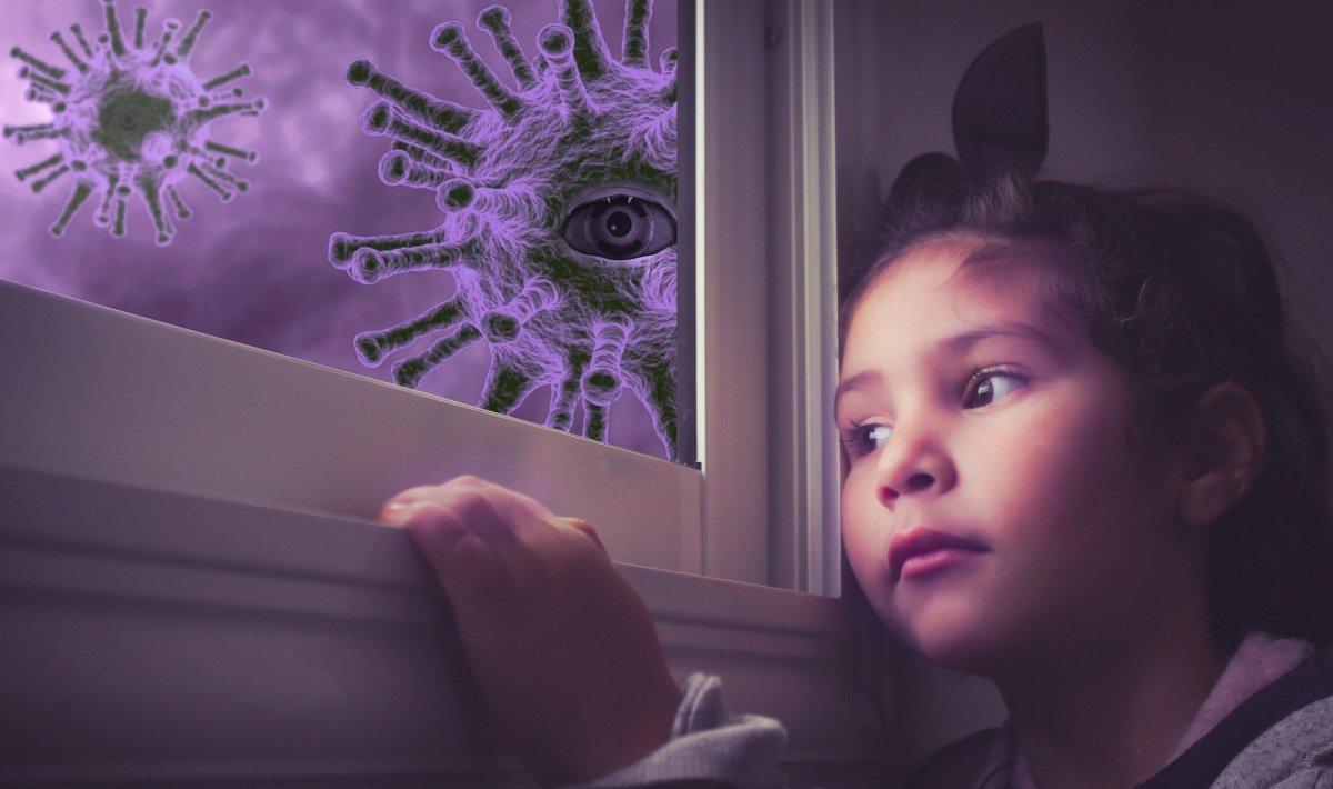 дете и коронавирус